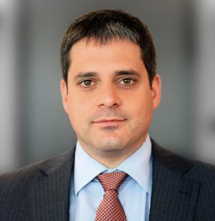 Csányi Péter, az OTP Bank Digitális Értékesítési és Fejlesztési Igazgatóság ügyvezető igazgatója